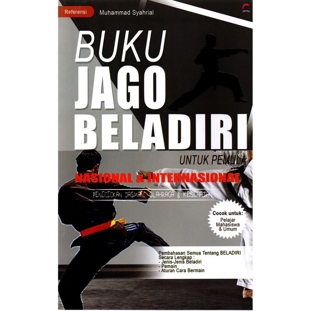 Buku Jago Beladiri Untuk Pemula Shopee Indonesia