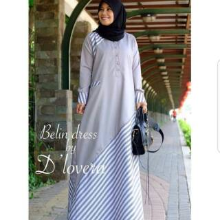 Beli Dress Pakaian Wanita Dress Muslim Dress Dress Wanita