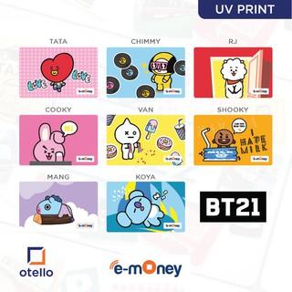 Kartu E-Money BT21   Kartu eMoney BTS   eToll Mandiri BT21 ...