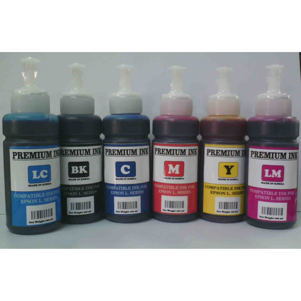 Tinta Universal Epsoncanonbrotherhp Diamond Ink Refill Isi Epson Printer Original 664 T664 T6641 T6642 T6643 T6644 L 120 210 360 455 565 1300 Ulang Shopee Indonesia