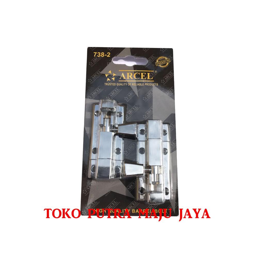 Grendel Pintu Slot Dekkson Db D02 2 Sss Shopee Indonesia Tanam Belluci Stainless 6 12