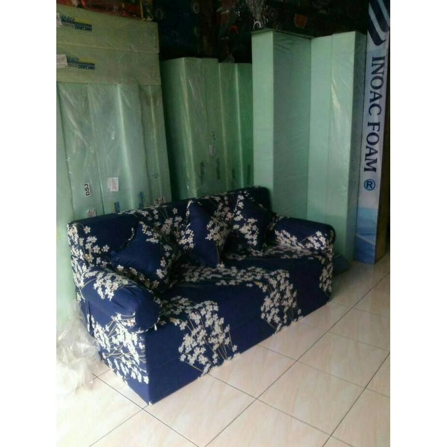 Inoac Sofabed D 24 No 1 200x180x20 Daftar Harga Penjualan Terbaik Anoria Motif Line Brown Queen 200x160x20 Cm 200x120x20 No4 Eon D23 Lg Garansi 10thn Shopee Indonesia