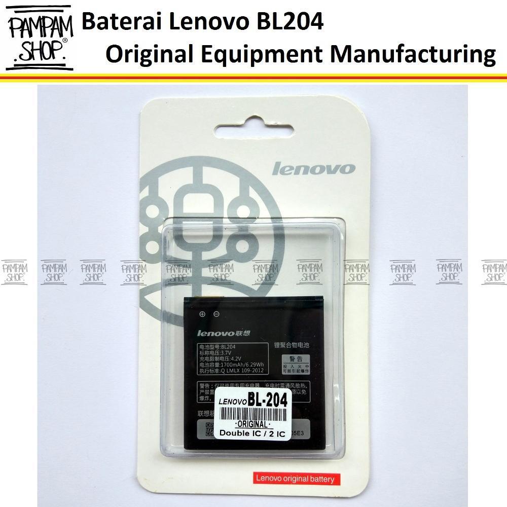 Baterai Handphone Lenovo Bl204 S696 Original Oem Battery Batrai Vizz Double Power Samsung Galaxy J2 2015 J200 Batre Ori Sm Hp Bl 204 S 696 Shopee Indonesia