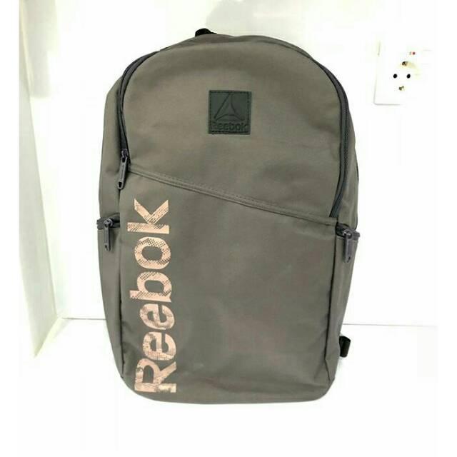 0853139db0c49 Tas Reebok REE DOT BACKPACK V (U) BLACK   100% original