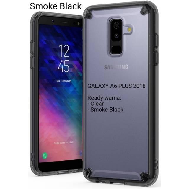 Ringke Fusion Samsung Galaxy A6 Plus 2018 Case Original Semua