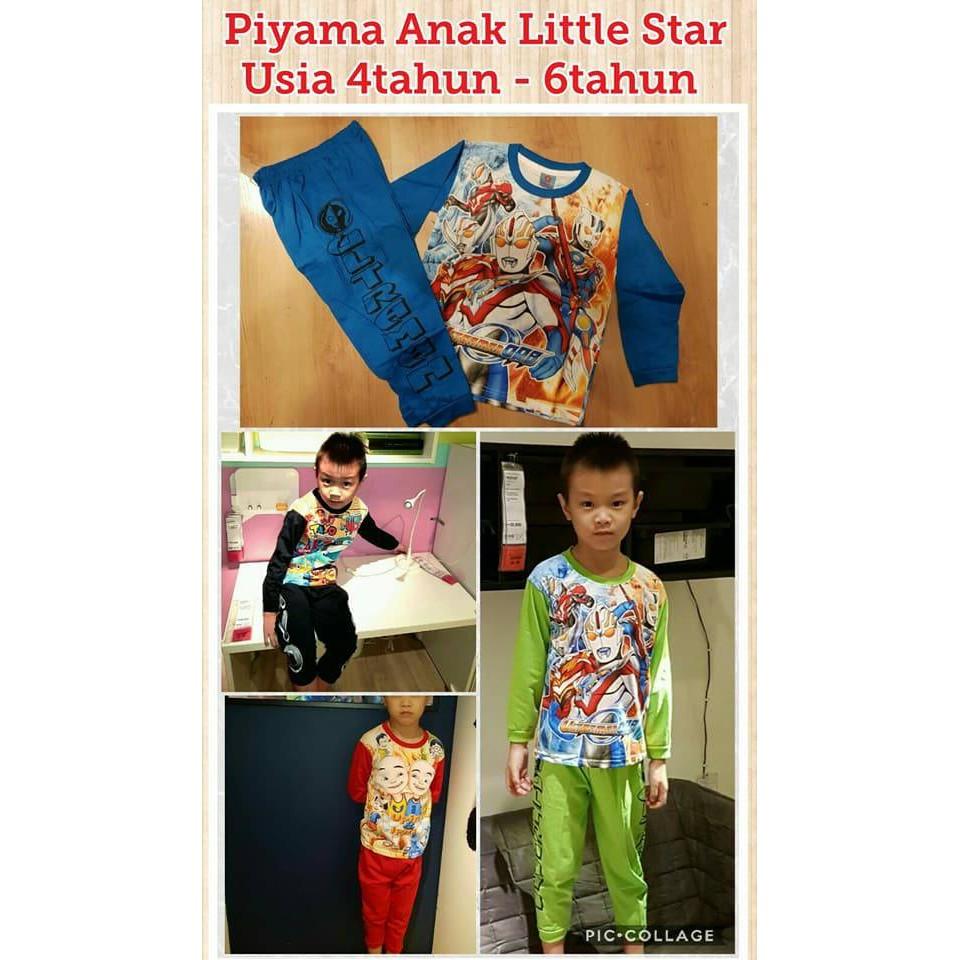 Koko Sarkoci Anak 2tahun 4tahun Premium Piyama 1 Sarung Celana Shopee Indonesia