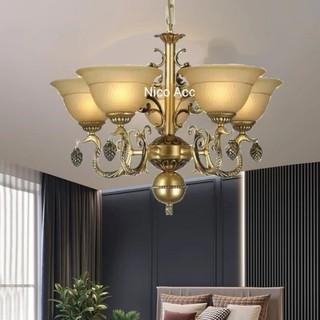 lg 339-5 lampu gantung classic dekorasi ruang tamu