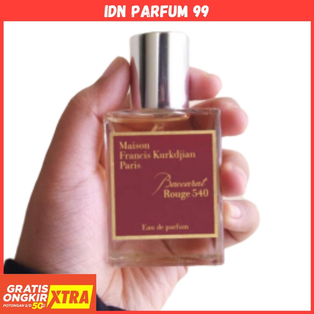 Parfum Baccarat Eau De Parfum Unisex Parfum Baccarat Rouge Original Parfum Branded Shopee Indonesia