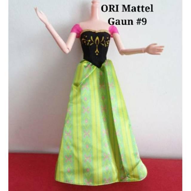 Gaun Mewah Barbie  8b15d6b763