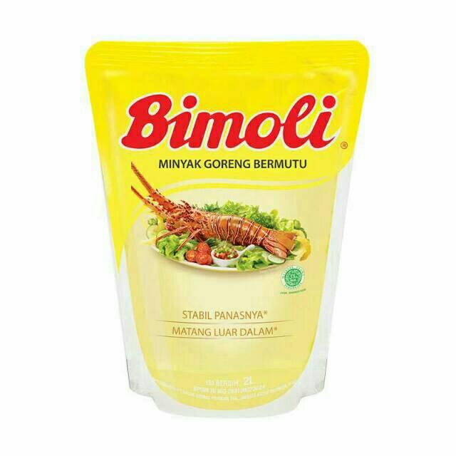 PROMO Minyak Goreng Sania Fortune Bimoli Kemasan Pouch Refill 2