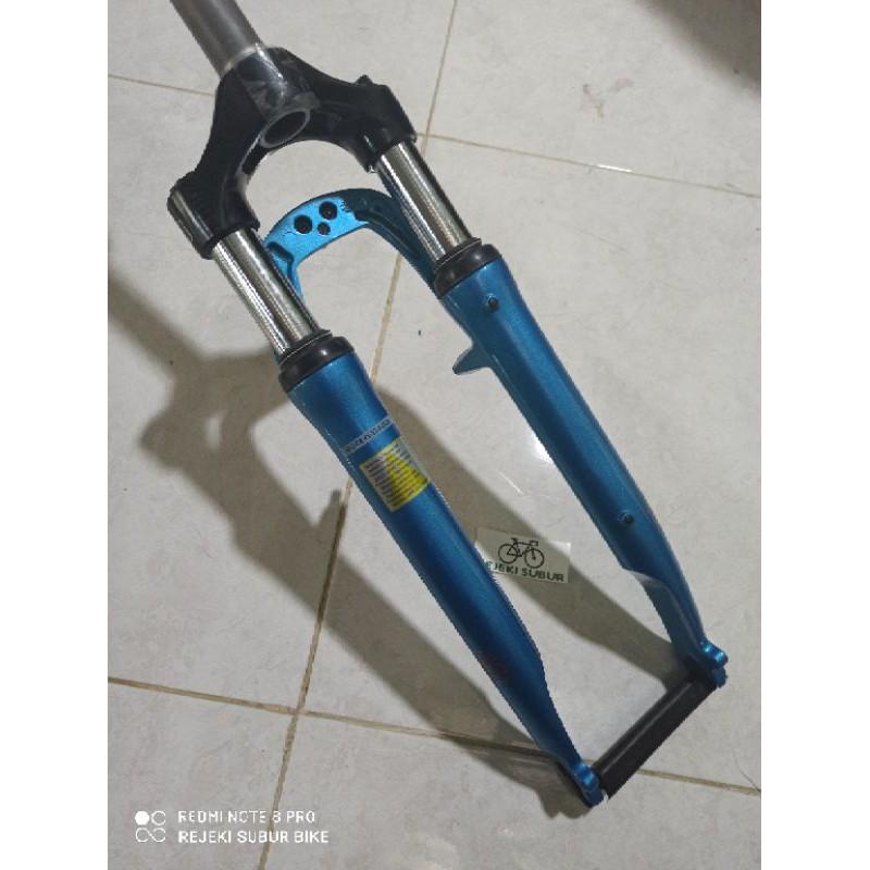 fork r 26 sepeda MTB SR Suntour v brake only