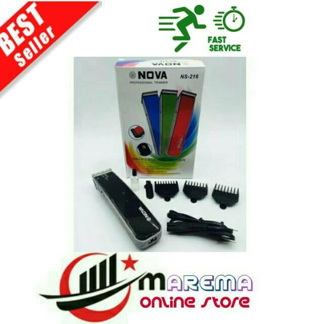 Alat Cukur Multifungsi kumis jenggot dan rambut ONYX OX 216 NOVA NS 216  1ba990817e