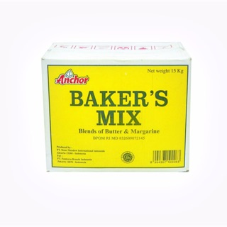 Bakers Mix Anchor Butter REPACK