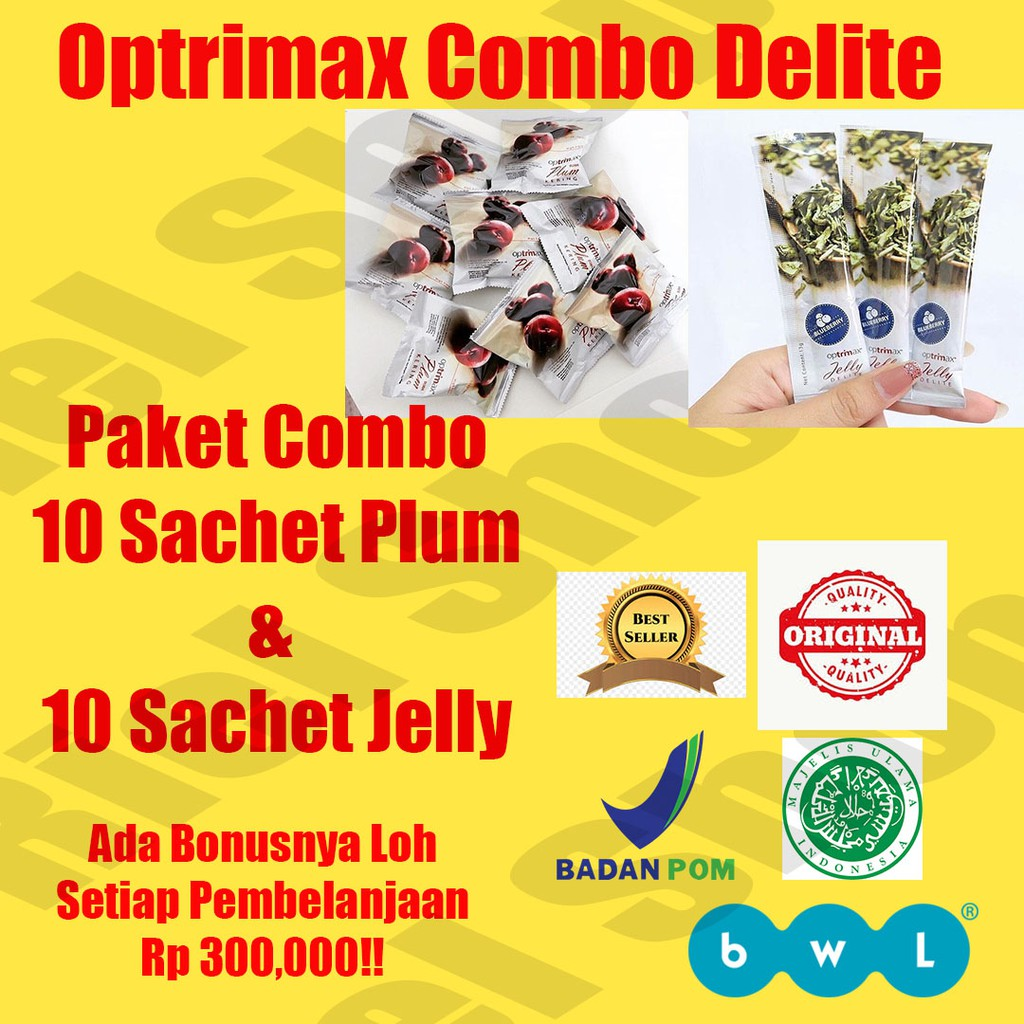 Plum Segar Temukan Harga Dan Penawaran Suplemen Makanan Online Optrimax 10 Sachet Terbaik Kesehatan Oktober 2018 Shopee Indonesia