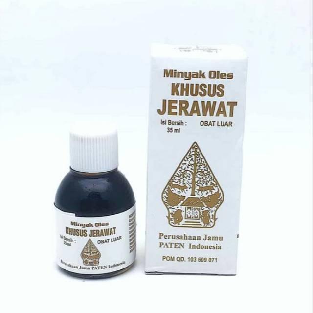 Original 100%  OBAT KHUSUS JERAWAT | Minyak oles ...