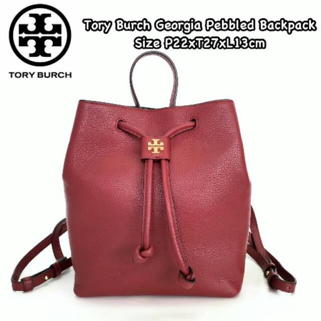 cc78470cc67b Tory Burch Tilda Nylon Zip Backpack