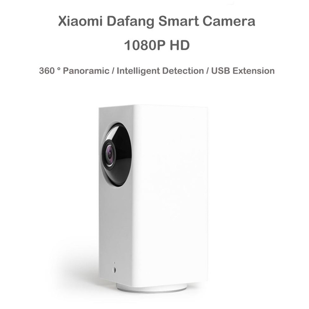 Xiaomi DF3 IR 1080P HD Wireless Wifi 360° Panoramic Smart Camera Night Vision