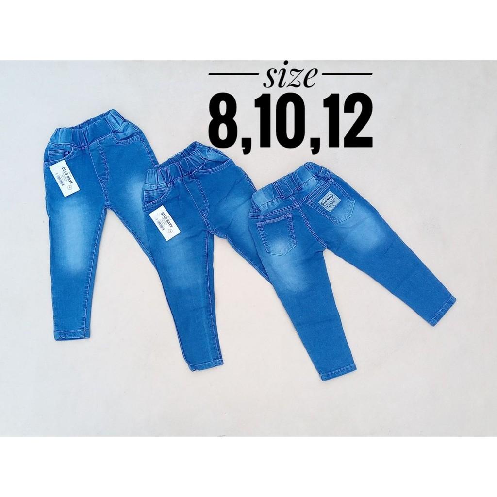 Celana Jeans Pendek Anak Ripped Dongker Tali Merah Rib Oshkosh Baju Jogger Oldnavy Size 141618 Murah 468 Shopee Indonesia