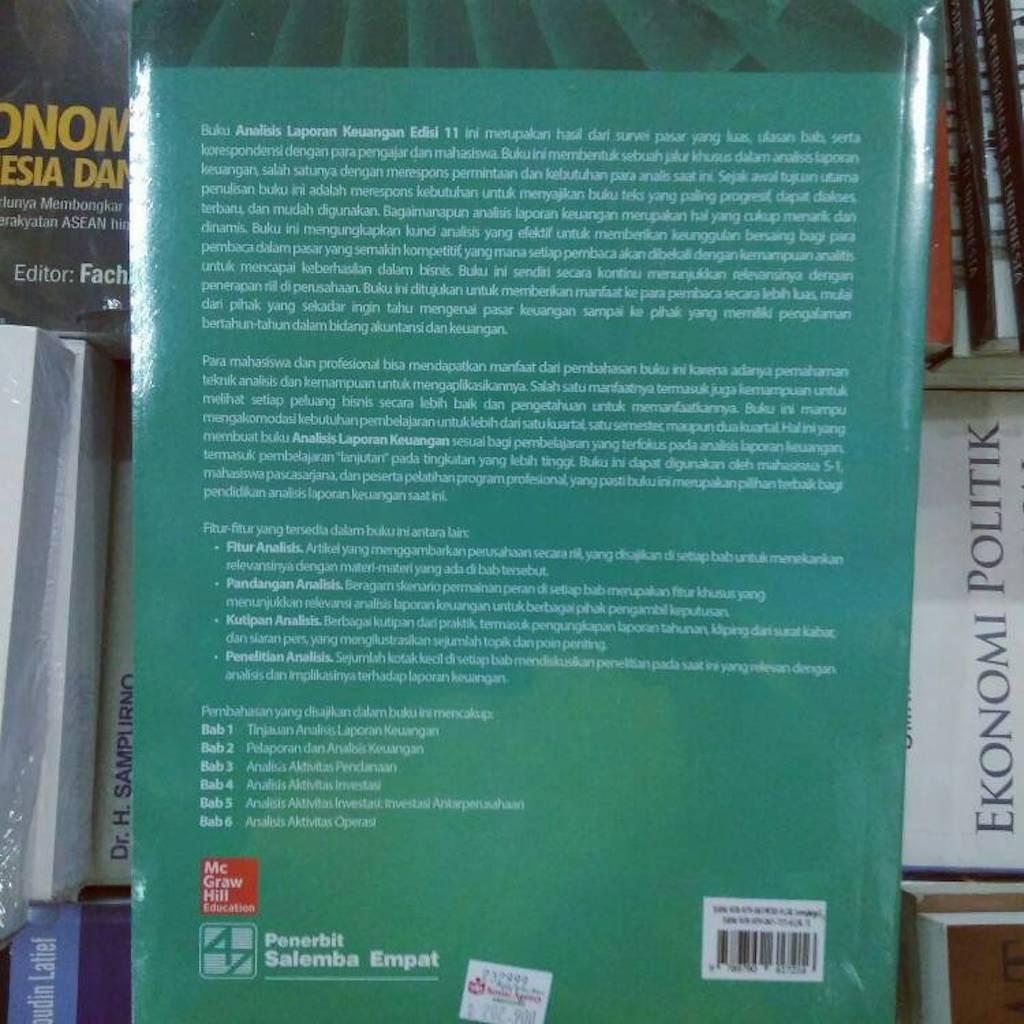 Analisis Laporan Keuangan Pemerintah Daerah Mahmudi Shopee Indonesia Edisi 10 Buku 2 By Subramanyam