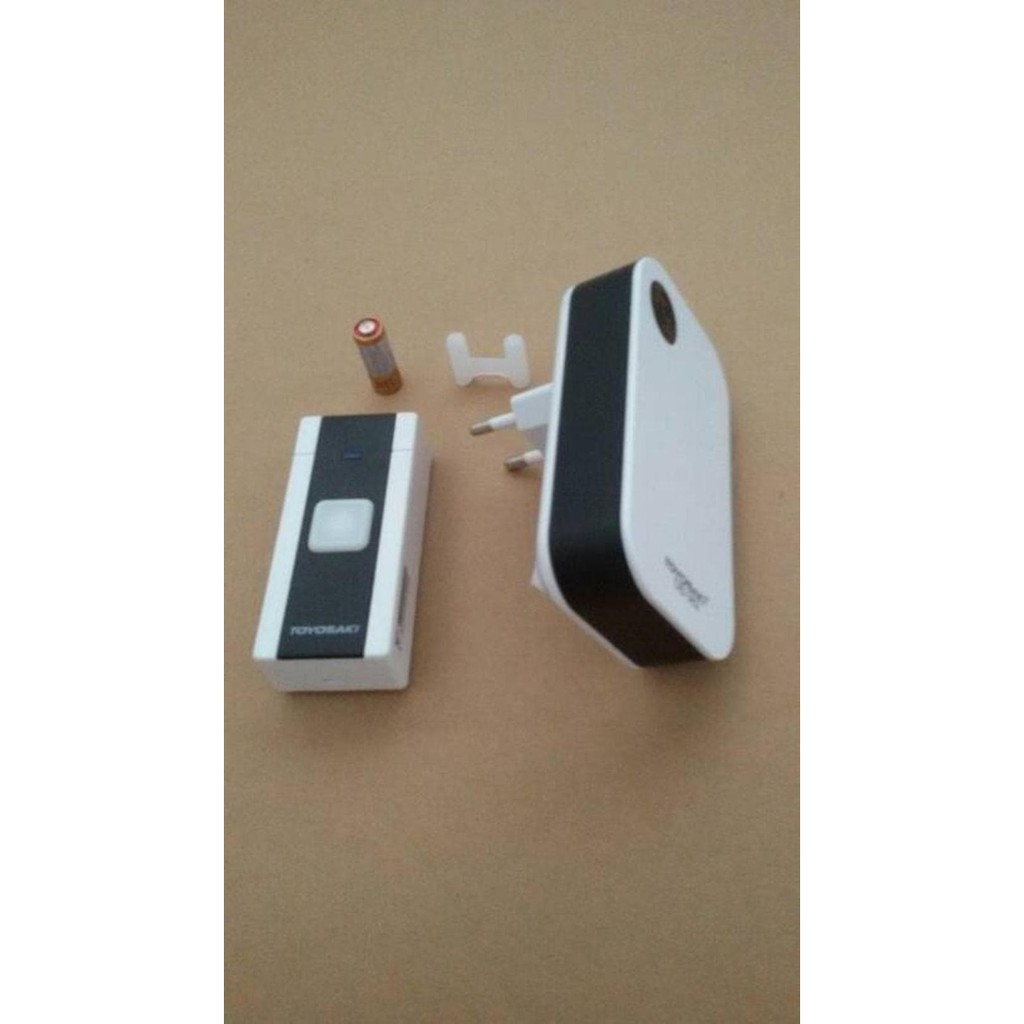 Bel Pintu Rumah Door Bell Wireless Toyosaki Db 361 Db361 Grosir Doorbell Wirelles Shopee Indonesia