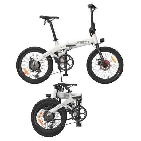 Jual Sepeda Lipat Elektrik Xiaomi HIMO Z20 Smart Moped Bicycle 250W 80KM