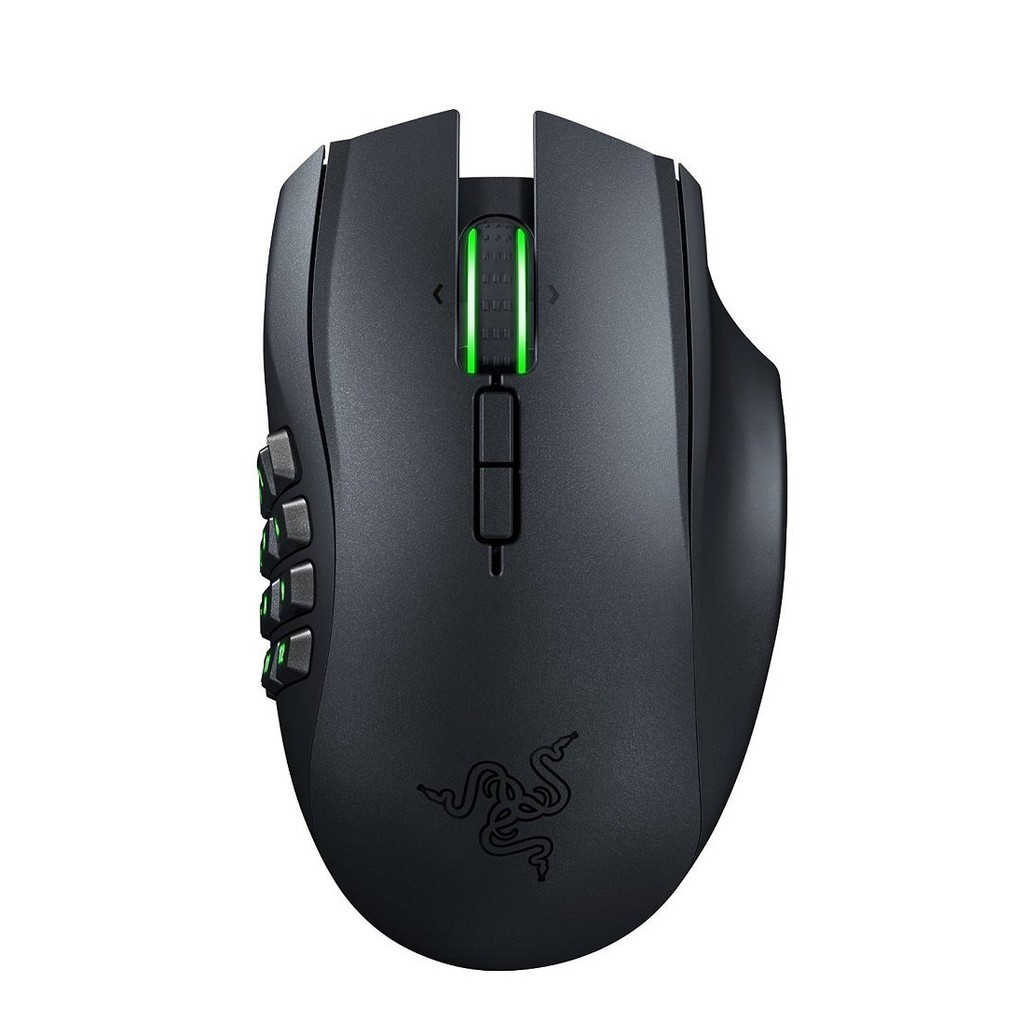 Razer Naga Epic Chroma Wired Wireles Mmo Game Mouse Rz01 01230100 R3a1 Turret Living Room Gaming And Lapboard Rz84 01330100 B3a1