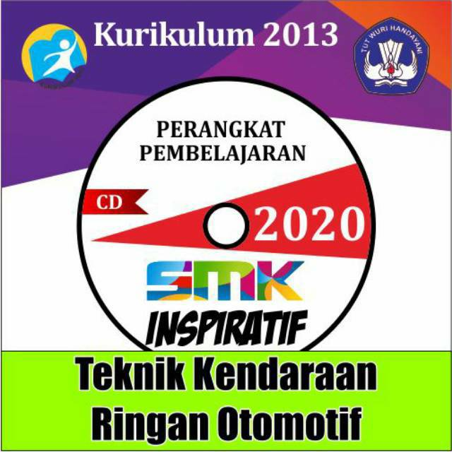 Cd Rpp Smk Mak Teknik Otomotif Teknik Kendaraan Ringan Otomotif Kurikulum 2013 Revisi Baru Shopee Indonesia