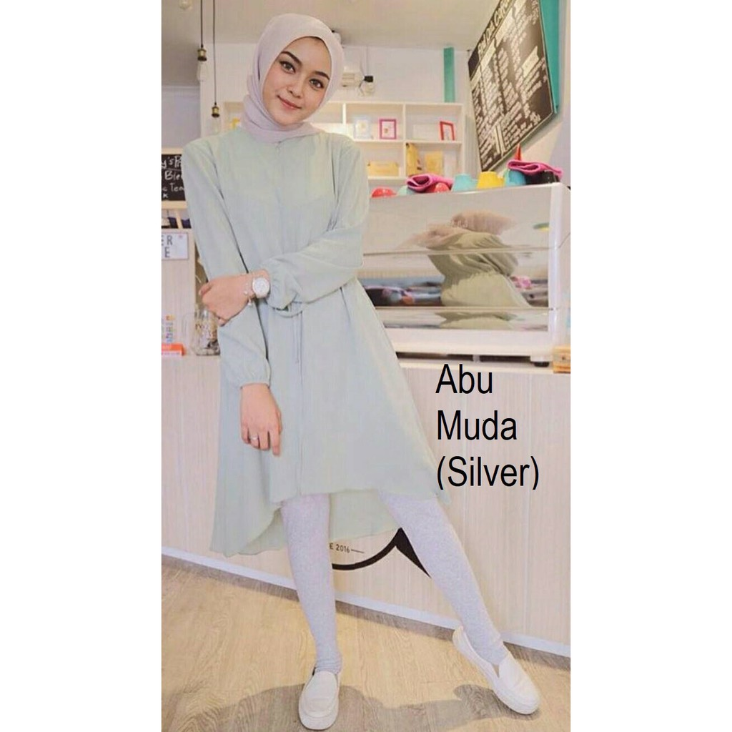 Murah Legging Wudhu Bhn Jersey Shopee Indonesia