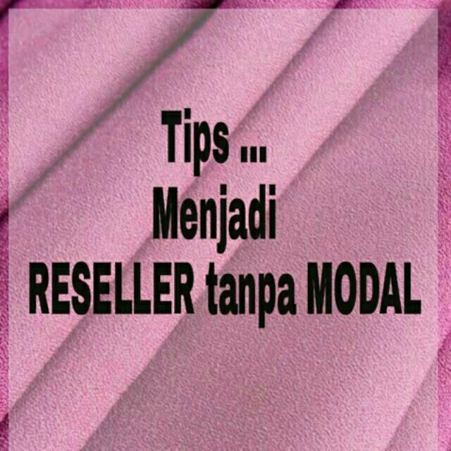 Tips Reseller Dropship Gamis Murah Berkualitas Shopee Indonesia