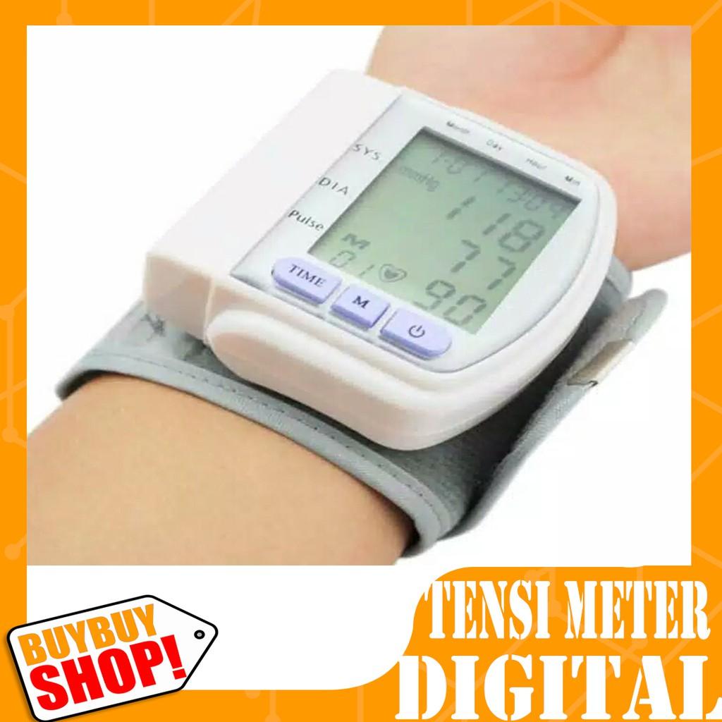 Tensi Darah / Tensi Meter / Tensimeter Digital / Alat Tensi/Kesehatan / Alat Tes & Monitor