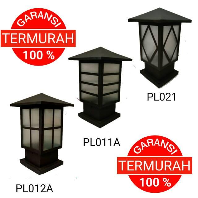 Terbaru Lampu Pagar Minimalis Garansi Harga Termurah Pilar Rumah Minimalis Dekorasi Taman Shopee Indonesia