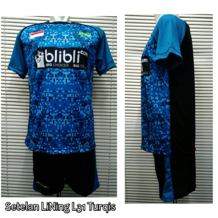 Baju Kaos Singlet Badminton / Bulutangkis LiNing Victor Yonex | Shopee Indonesia