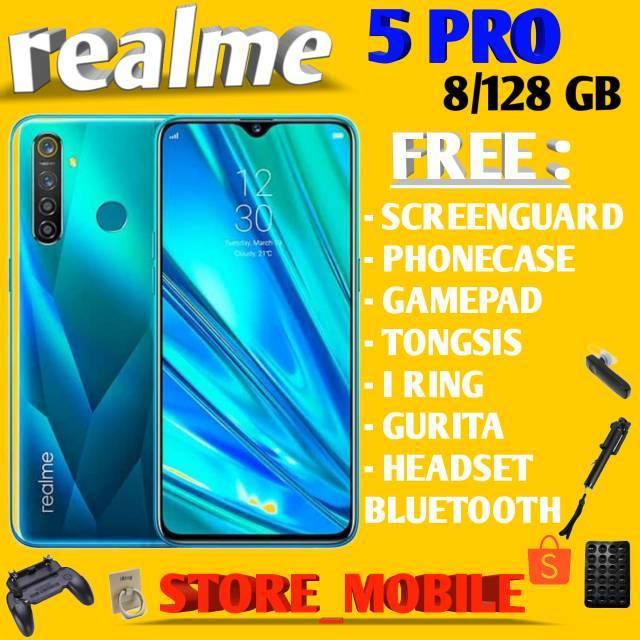 Harga Realme 5 Pro Terbaik Desember 2020 Shopee Indonesia