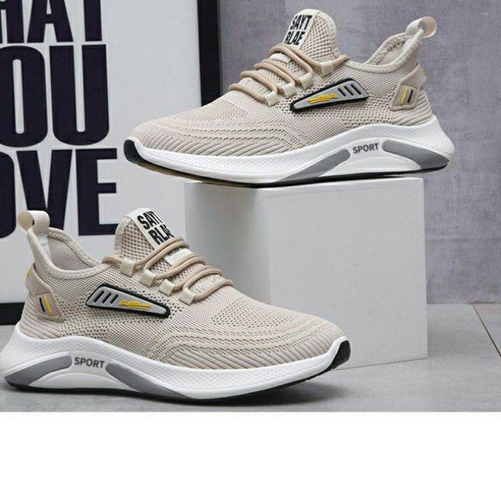 """6.6 SUPER BIG SALE ! ☞ Fashion 2021""""CZ 016""""Sepatu Sneakers Pria"""