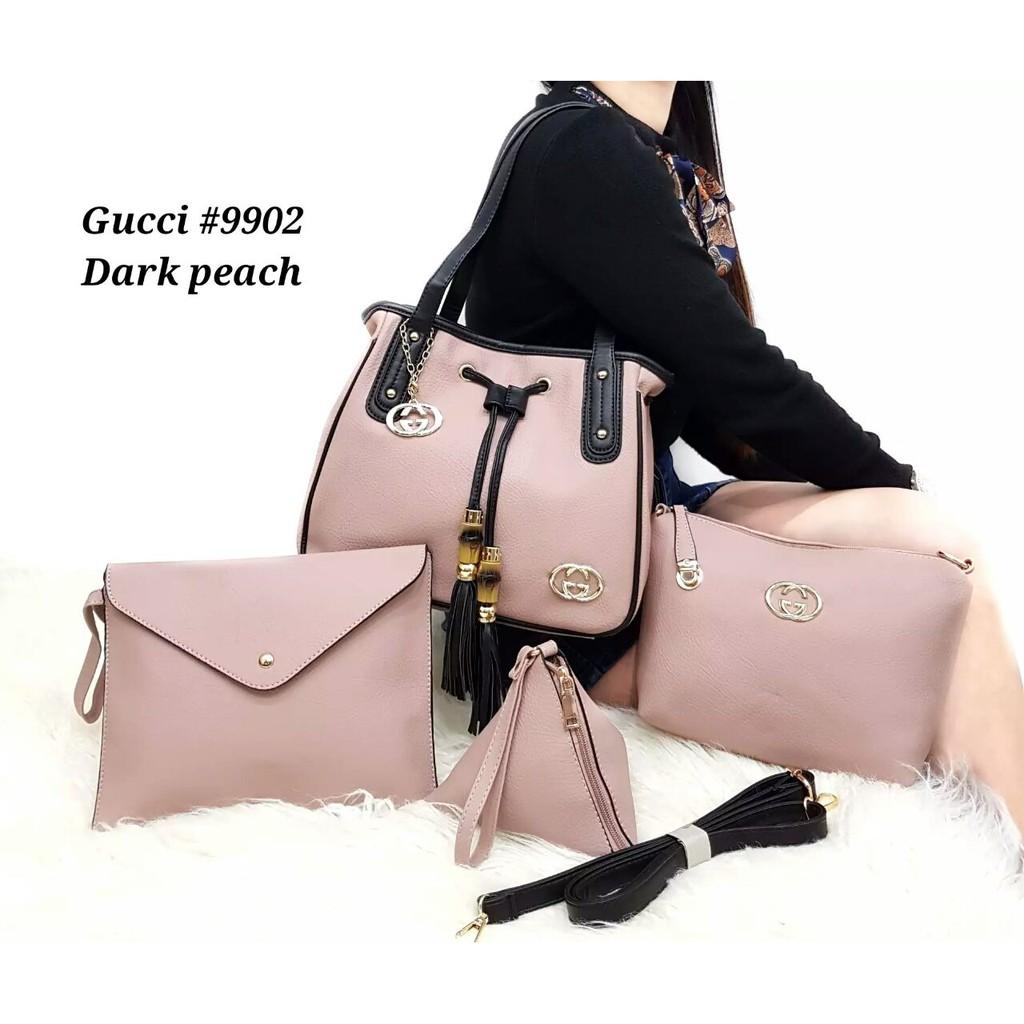 15-11 Duffel GUCCI GD AGRP Bags Waterfproof Parasut 5876 BT  f710b10804