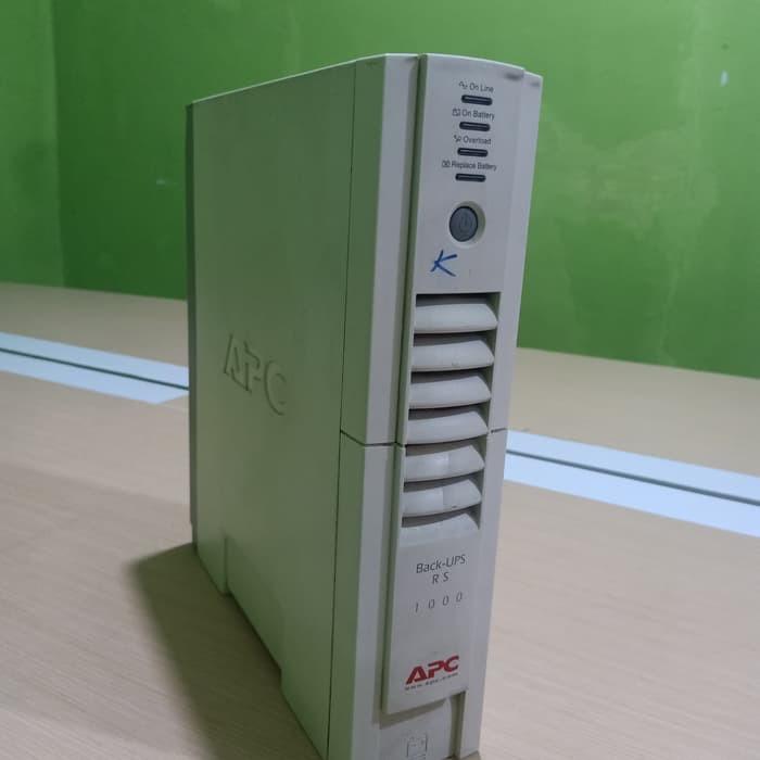 smart ups apc rs1000i 1kva