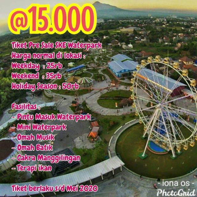 Tiket Pre Sale Ske Jogja Shopee Indonesia