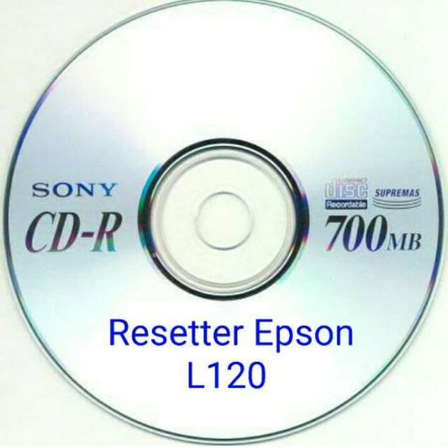 Promo Resetter Epson L120 semua komputer bisa pakai | Shopee Indonesia