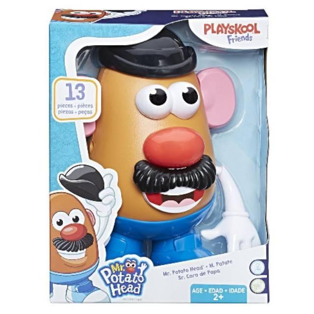 Playskool Mr Potato Head Toy Story Shopee Indonesia