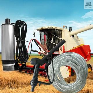 DC 12V/24V Submersible Pump for Pumping Diesel Oil Water 51mm Water Oil  Diesel Fuel Transfer Pump Re