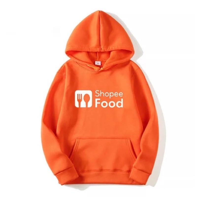 Jaket Sweater Shopeee Food Simpel Termurah Terbaik