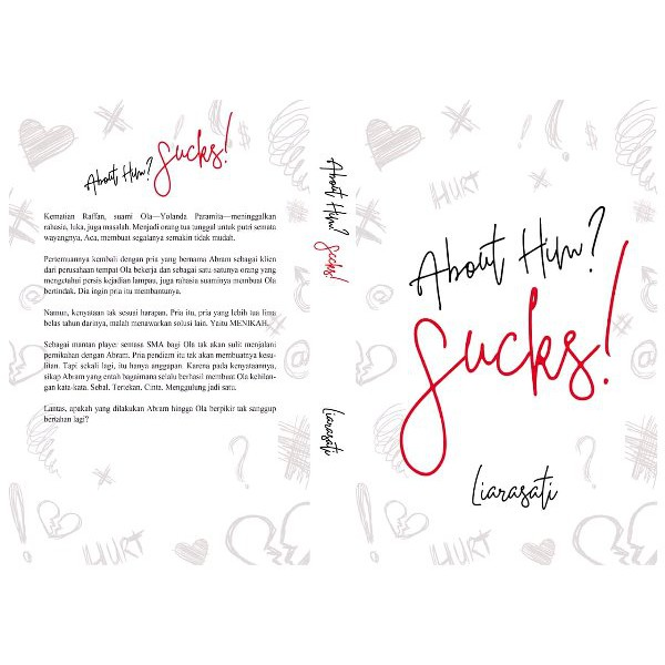 About Him Sucks By Liarasati Shopee Indonesia