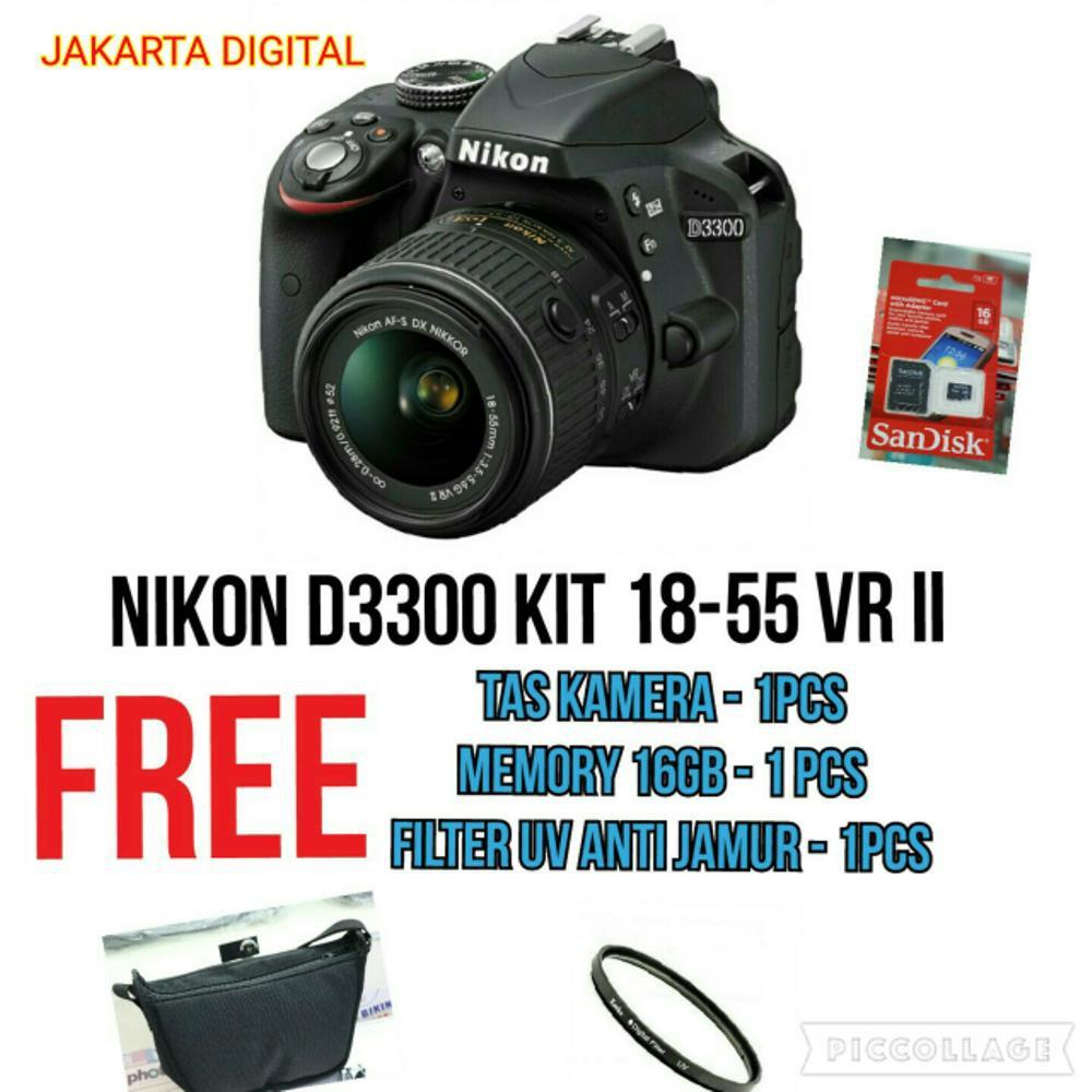 Jual Nikon 1 J5 Lensa 10 30mm 30 110mm Kamera Doble Kit Mirrorless Paket Limited Shopee Indonesia