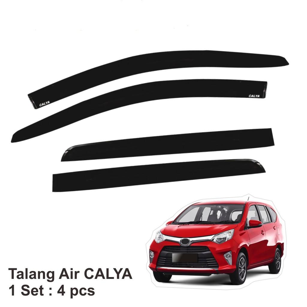 Talang Air Mobil Calya / Sigra Model Slim DRC isi 4pcs   Shopee Indonesia