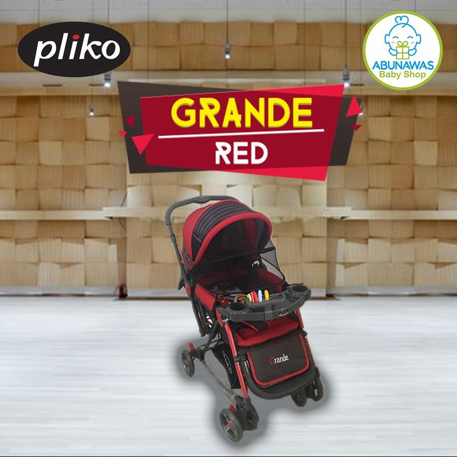 Terbaru Stroller Pliko Milano 568 Kereta Dorong Bayi Rakyatstore Khusus Gojek Stroler Boston Bekasi Shopee Indonesia