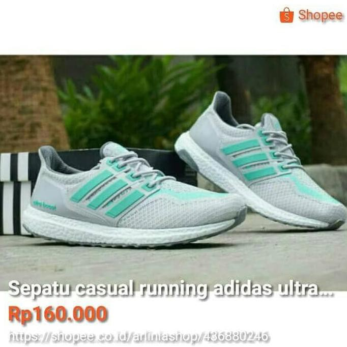PROMO Sepatu Adidas NMD R1 White Rose Premium Woman Casual Kets Sneakers TERLARIS | Shopee Indonesia