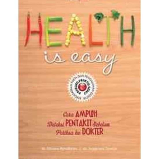Buku Health Is Easy Shopee Indonesia