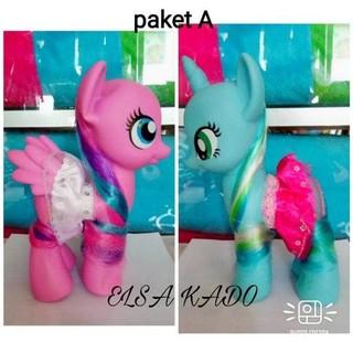 Mainan anak perempuan boneka figure my little pony girls  2617f10a68