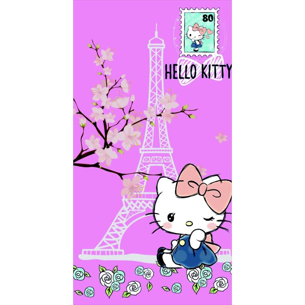 Stiker Kulkas 1 Pintu 2 Pintu Motif Hello Kitty Shopee Indonesia