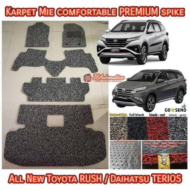 Harga Karpet Rush Terbaik Aksesoris Interior Mobil Otomotif Maret 2021 Shopee Indonesia